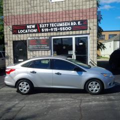 Used 2012 Ford Focus S for sale in Windsor, ON