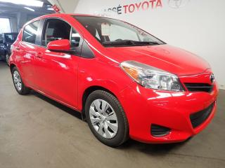 Used 2014 Toyota Yaris Hatchback for sale in Montréal, QC