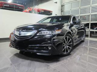 Used 2015 Acura TLX V6 ELITE|SH-AWD|AERO KIT|GPS| for sale in Montréal, QC