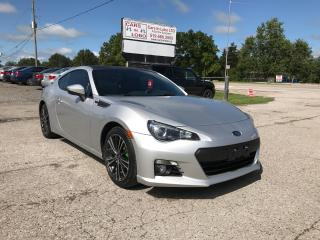 Used 2013 Subaru BRZ Sport-Tech Nav WINTER SALE!! for sale in Komoka, ON