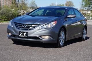 Used 2011 Hyundai Sonata LIMITED *Low Km* No Accident Clean Car for sale in North York, ON