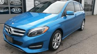 Used 2015 Mercedes-Benz B250 B 250 Sports Tourer for sale in Guelph, ON