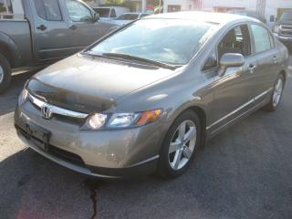 Used 2008 Honda Civic Low KM AC Cruise PL PM PW for sale in Ottawa, ON