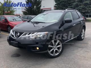 Used 2012 Nissan Murano Le 3.5 L Platinum for sale in St-hubert, QC