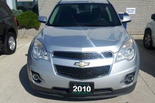 Used 2010 Chevrolet Equinox AWD / NO PAYMENTS FOR 6 MONTHS !!! for sale in Tilbury, ON