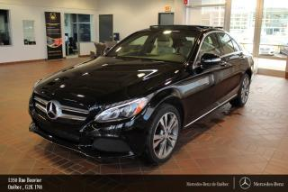 Used 2015 Mercedes-Benz C-Class C300 Awd, Toit Pano for sale in Québec, QC