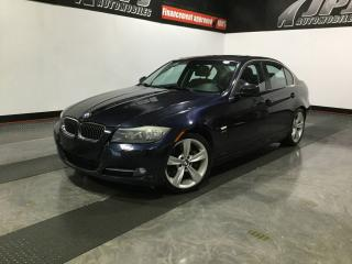 Used 2010 BMW 3 Series 4 portes berline 335i xDrive à traction for sale in Carignan, QC