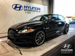 Used 2015 Jaguar XF SPORT AWD + CUIR + NAVI + WOW ! for sale in Drummondville, QC