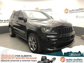 Used 2012 Jeep Grand Cherokee SRT 8 for sale in Edmonton, AB
