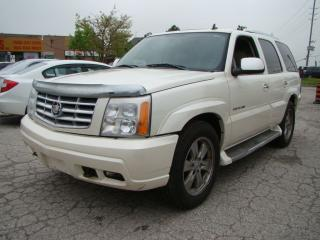 Used 2006 Cadillac Escalade for sale in Woodbridge, ON