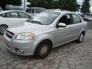 Used 2008 Chevrolet Aveo for sale in Woodbridge, ON