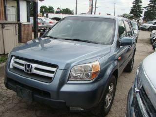 Used 2006 Honda Pilot 4dr 4WD EX-L Auto for sale in Woodbridge, ON