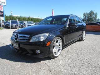 Used 2010 Mercedes-Benz C350 4 MATIC / NAVIGATION /ACCIDENT FREE / LOW KMS for sale in Newmarket, ON