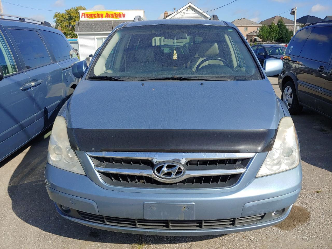2007 Hyundai Entourage GLS w/Leather