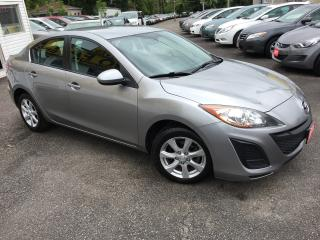 Used 2011 Mazda MAZDA3 GX/ AUTO/ POWER GROUP/ ALLOYS/ LOADED! for sale in Scarborough, ON