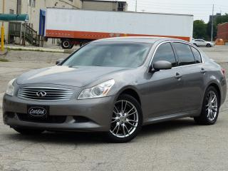 Used 2008 Infiniti G35X SPORT for sale in Mississauga, ON