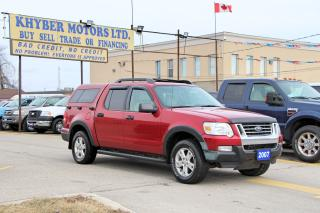 Used 2007 Ford Explorer Sport Trac XLT for sale in Brampton, ON