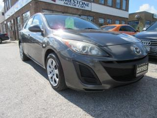 Used 2010 Mazda MAZDA3 GX HATCH / AUTO / AC / PW / PL for sale in Newmarket, ON