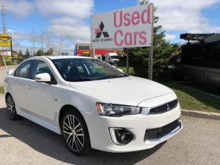 Used 2016 Mitsubishi Lancer GTS for sale in Barrie, ON