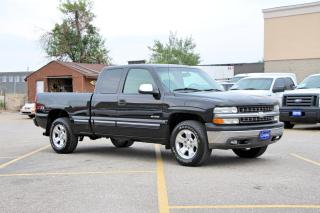 Used 2002 Chevrolet Silverado 1500 4x4 for sale in Brampton, ON