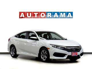 Used 2017 Honda Civic for sale in Toronto, ON