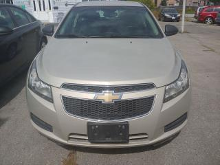 Used 2012 Chevrolet Cruze LS+ w/1SB for sale in Oshawa, ON