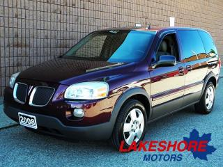 Used 2008 Pontiac Montana 1SA | CERTIFIED | WARRANTY for sale in Waterloo, ON