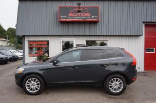 Used 2010 Volvo XC60 T6 Awd Turbo Cuir for sale in Lévis, QC