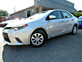 Used 2014 Toyota Corolla CE -- BLUETOOTH - GR ELECTRIQUE -- for sale in Repentigny, QC