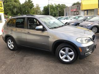 Used 2009 BMW X5 30i/ FULLY LOADED/ LEATHER/ PANORAMIC ROOF & MORE! for sale in Scarborough, ON