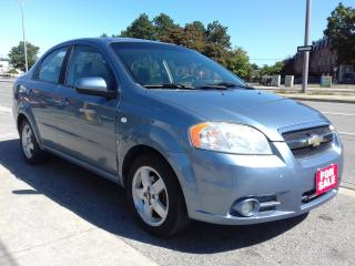 Used 2008 Chevrolet Aveo LT - $2600 CERTIFIED for sale in Scarborough, ON