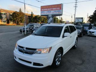Used 2011 Dodge Journey R/T for sale in Toronto, ON