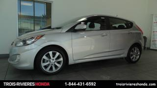 Used 2014 Hyundai Accent GLS mags toit ouvrant bluetooth for sale in Trois-rivières, QC