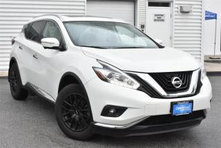 Used 2015 Nissan Murano S FWD CVT for sale in Burnaby, BC