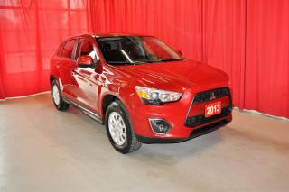 Used 2013 Mitsubishi RVR SE | 4 WHEEL DRIVE for sale in Listowel, ON