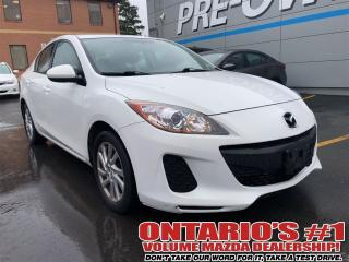 Used 2012 Mazda MAZDA3 GX for sale in Toronto, ON