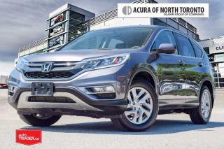 Used 2015 Honda CR-V EX AWD Accident Free| Winter Tires Included for sale in Thornhill, ON