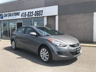 Used 2012 Hyundai Elantra Automtic for sale in Toronto, ON