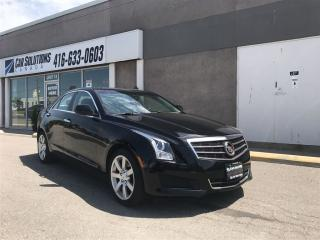 Used 2014 Cadillac ATS Auto-Leather for sale in Toronto, ON