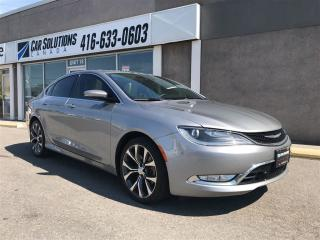 Used 2015 Chrysler 200 SOLD for sale in Toronto, ON