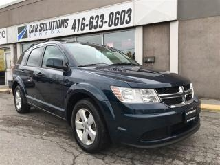 Used 2013 Dodge Journey 7 PASSENGER for sale in Toronto, ON