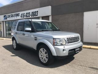 Used 2010 Land Rover LR4 LUX-7 PASS-NAVIGATION for sale in Toronto, ON