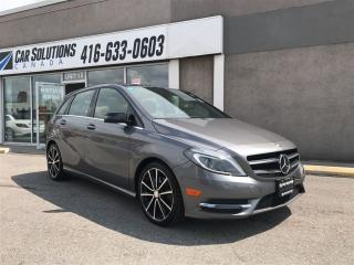 Used 2014 Mercedes-Benz B-Class SOLD for sale in Toronto, ON