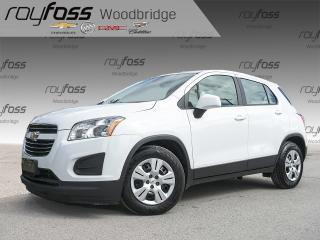 Used 2016 Chevrolet Trax LS for sale in Woodbridge, ON