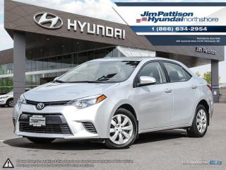 Used 2015 Toyota Corolla LE for sale in North Vancouver, BC