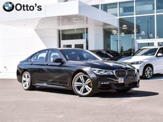 Used 2016 BMW 750i xDrive for sale in Ottawa, ON