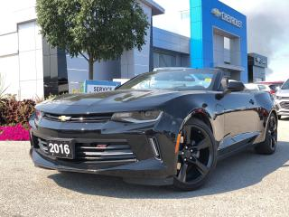 Used 2016 Chevrolet Camaro LT for sale in Barrie, ON