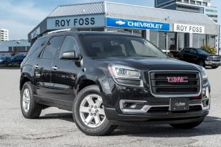 Used 2015 GMC Acadia AWD 8 Passenger Bluetooth Rear Camera for sale in Thornhill, ON