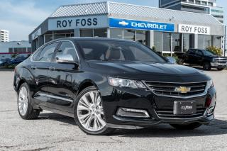 Used 2015 Chevrolet Impala LTZ Nav Roof Driver Safety Pkg for sale in Thornhill, ON