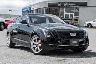 Used 2015 Cadillac ATS AWD Cue Roof Rear Camera for sale in Thornhill, ON